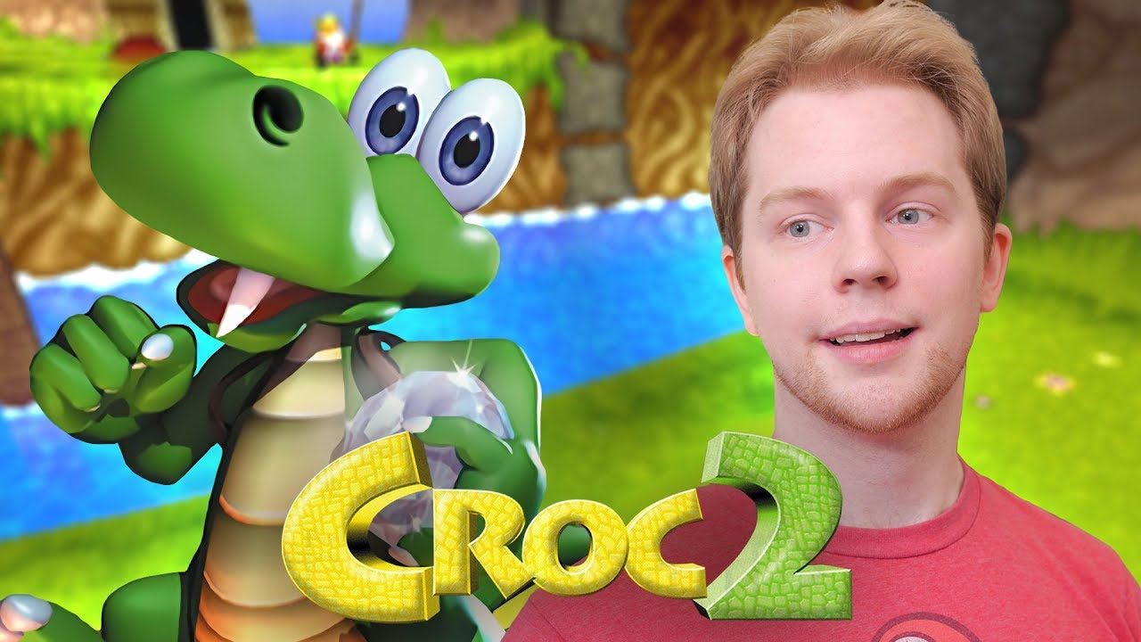 Download Croc 2 - Nitro Rad