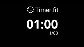 1 Minute Interval Timer