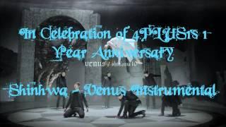 Shinhwa Venus Instrumental + HQ Instrumental DL