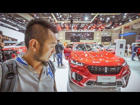 Chi tiết chiếc WEY VV7 - Xe Trung Quốc cạnh tranh với BMW và Audi  XEHAY.VN 