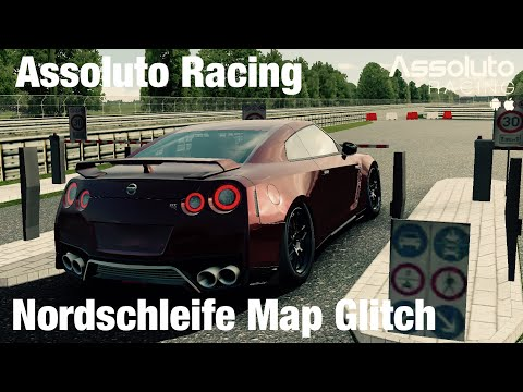 Assoluto Racing,How To Get Out Of The Nordschleife Map