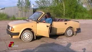 Škoda 120 Cabrio