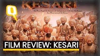 FILM REVIEW: KESARI | The Quint