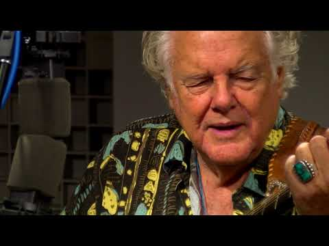 Peter Rowan  on Bluegrass Country Radio Uncle Jimmy