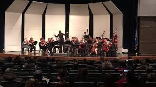 Crookston High School Junior High Music Concert