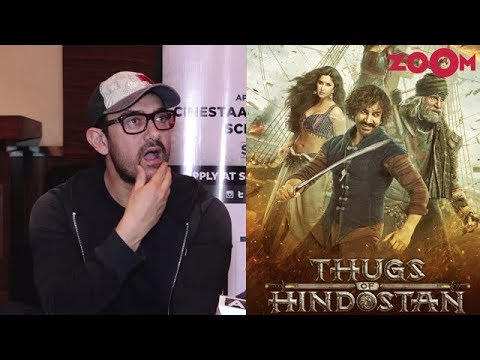 Aamir Khan APOLOGIZES & shares story behind failure of 'Thugs of Hindostan'