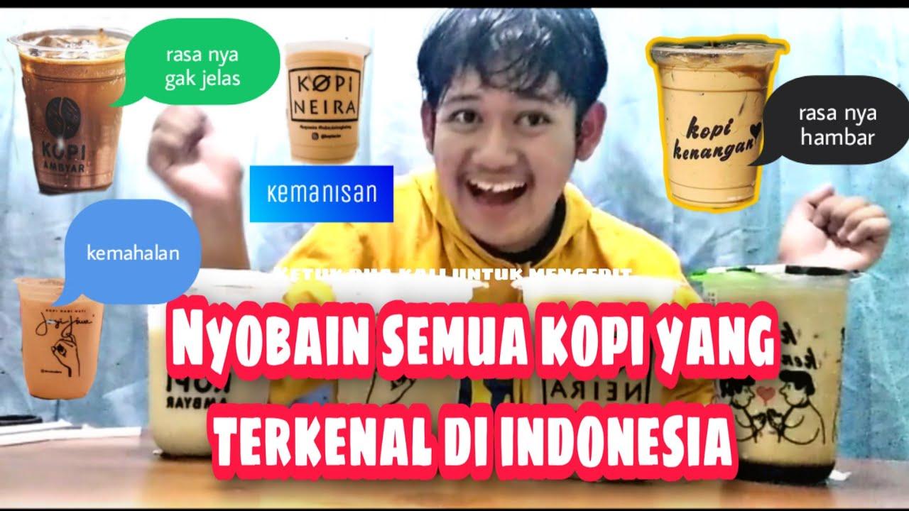 REVIEW KOPI YANG LAGI HITS DI INDONESIA