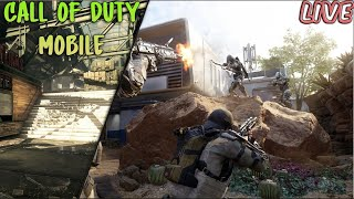 LIVE : CALL OF DUTY MOBILE (COD)  // CALL OF DUTY LIVE GAMEPLAY // (odia)(Hindi) //