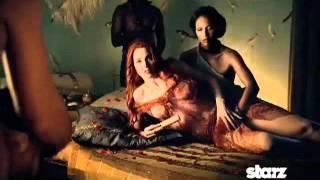 Spartacus - Vengeance Teaser Trailer