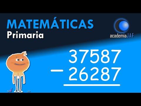 restas-de-3-o-más-cifras---matemáticas---primaria