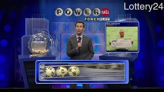 2018 08 08 Powerball Numbers and draw results