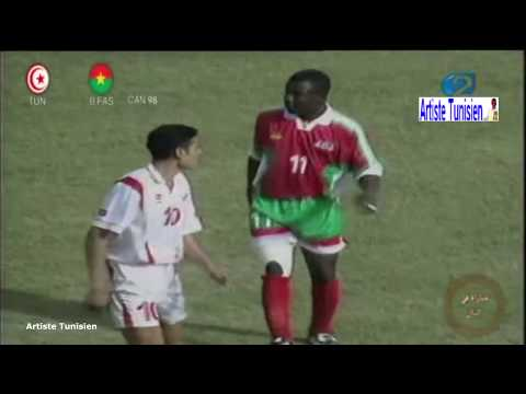 Match Complet CAN 1998 Burkina Faso vs Tunisie (1-1 - TAB 7-8) 21-02-1998