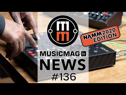 Новости NAMM 2020: AKAI MPC One, Behringer RD-6, DSI Pro 3 и др.
