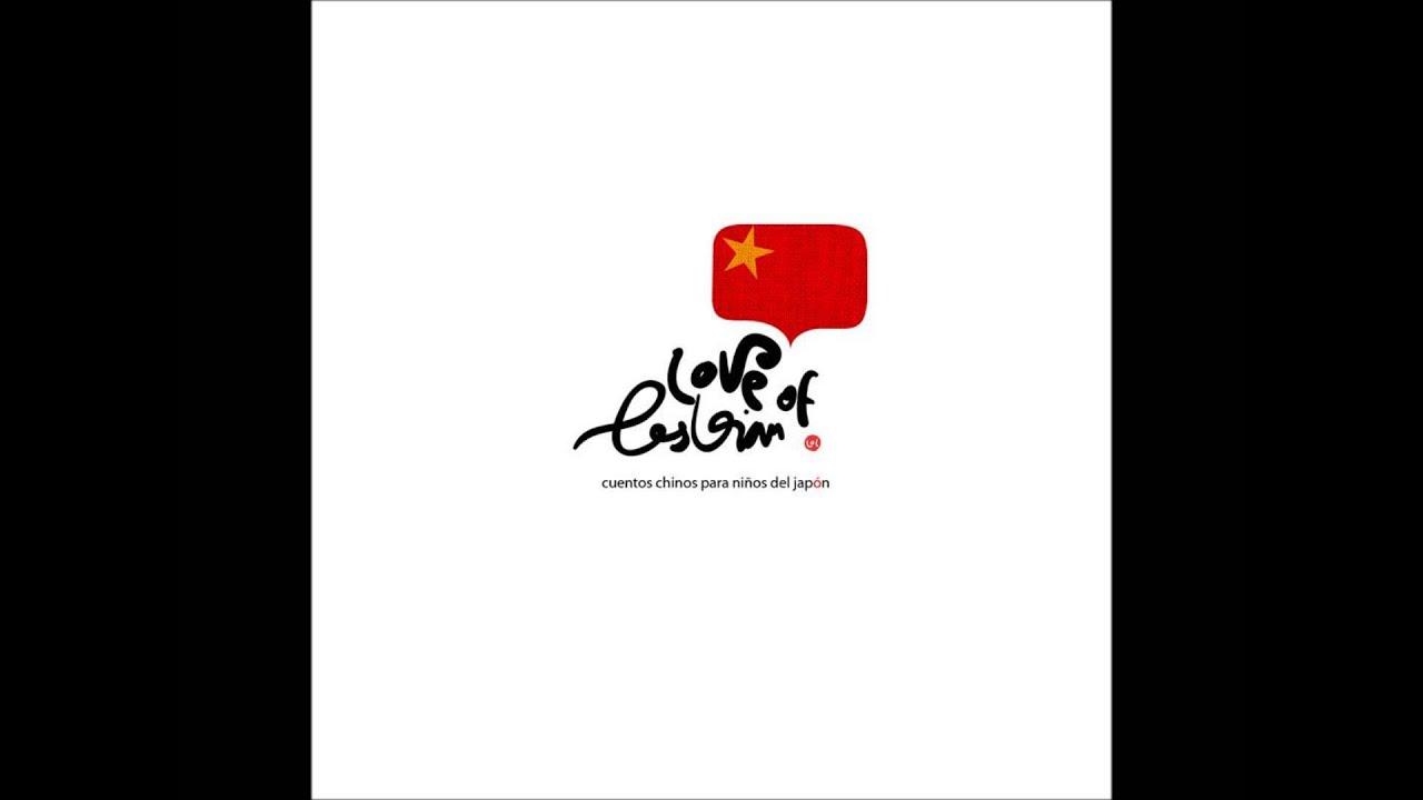Love Of Lesbian - Cuentos chinos para niños del Japón (álbum completo)