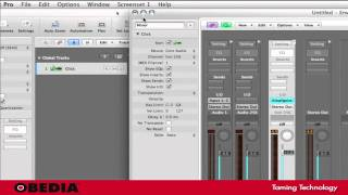 APPLE LOGIC PRO: Create a click track