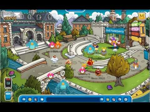 Club penguin-guia de Monster university Videos De Viajes