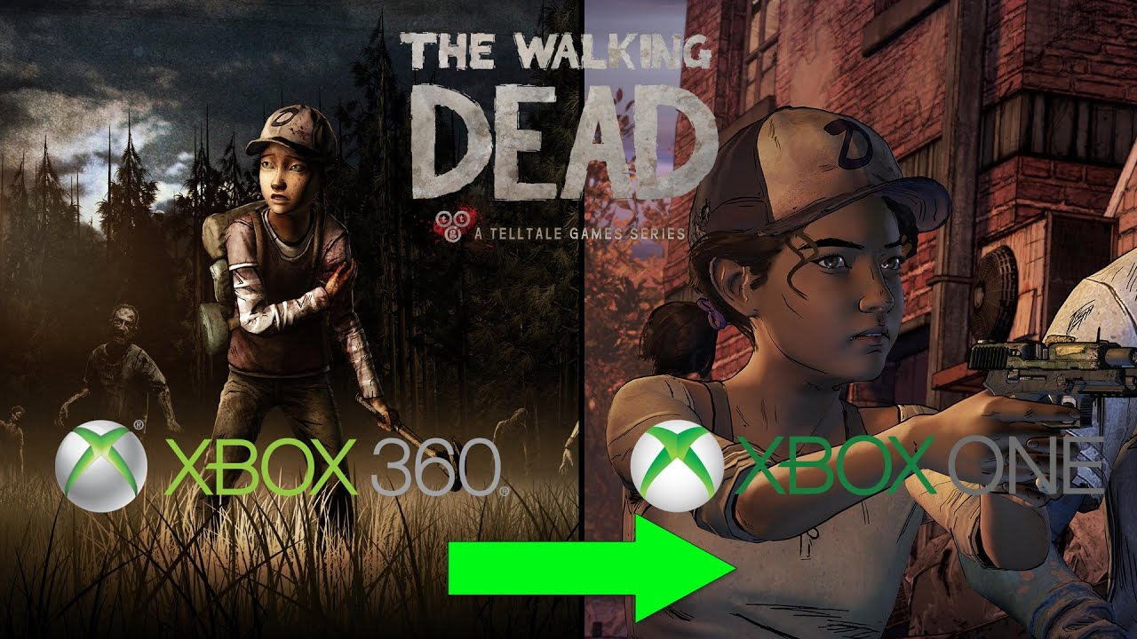 How To Transfer Your Telltale The Walking Dead Season 2 Saves From Xbox 360 To Xbox One