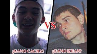 KHAN vs CACHA | Analisis COMPLETO de la BATALLA | CRUCE DE CAMPEONES