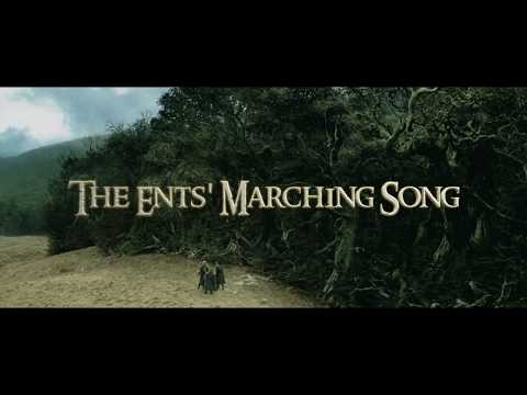 The Ent's Marching Song (Without Narration) - Lord of the Rings - Clamavi De Profundis