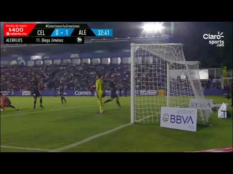 Gol de D. Jiménez | Celaya 0 - 1 Alebrijes | Ascenso BBVA MX - Apertura 2019