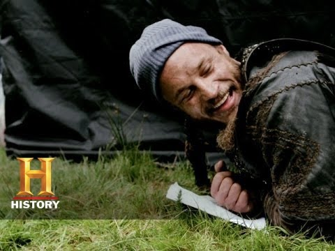 Vikings: Travis the Prankster  History