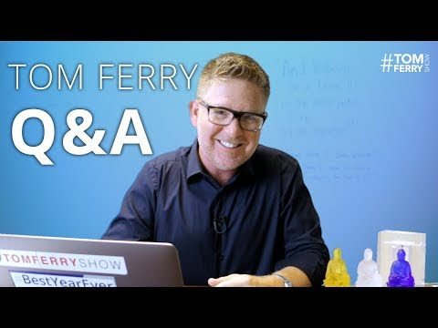 New Agents, Buying Leads, Improve Memory, Overcoming Fear of Success | #TomFerryShow Episode 128