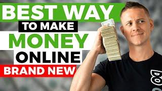 كيفية جعل 100 دولار في اليوم على الانترنت مع صفر المال (العلامة التجارية الجديدة!)