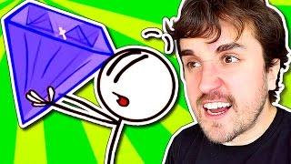 LADRÃO DE DIAMANTES! - Henry Stickmin: Stealing the Diamond