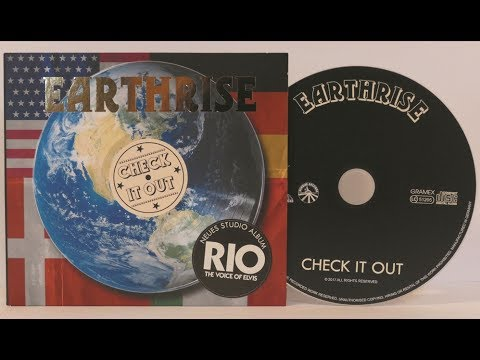 RIO THE VOICE OF ELVIS -  Earthrise -  Baby's Love Official Music Video