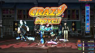 "Audition Ayodance l Crazy Dance 8 Lagu ""Night"" Bpm 128"