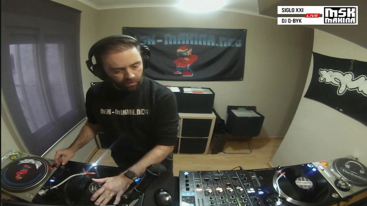 Download DJ Q-BYK SIGLO 21 Y ACTUAL