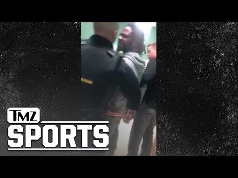 Pacman Jones' Wild Casino Arrest Video | TMZ Sports