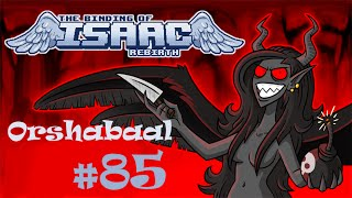 The Binding of Isaac Rebirth [#85] | Isten feje (OP WARNING)