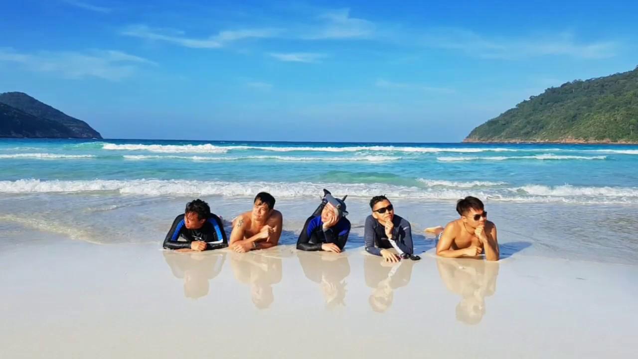 Beach Vacation At The Taaras Resort Redang Island Malaysia