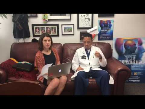 Facebook Live: Stroke and cerebrovascular disorders