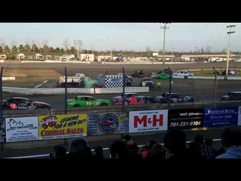 Jamestown Speedway, Wissota Street heat 2 - 5/6/17