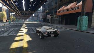 Grand Theft Auto V Liberty City Map Mod