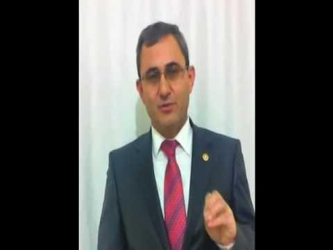 Prof.Dr.Alim IŞIK Bey'in Altıntaş Halkına Seslenişi