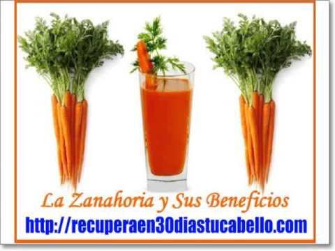 Cuáles son los Beneficios del Jugo de Zanahoria