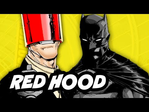 Gotham Episode 17 Red Hood and Batman Easter Eggs