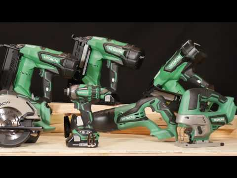 Hitachi Power Tools Cuts the Cord with the Introduction ...