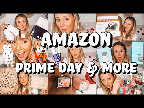 PRIME DAY HAUL + AMAZON FINDS & FAVORITES JULY 2019