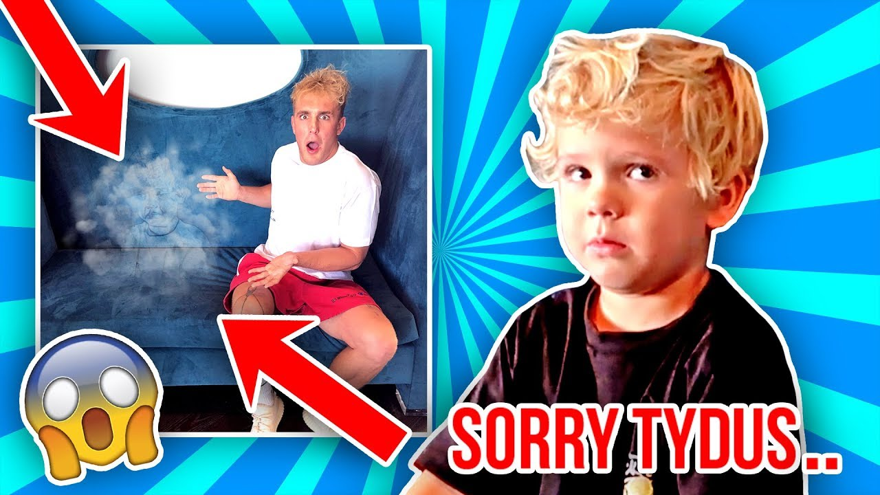 This Prank Made Mini Jake Paul Cry