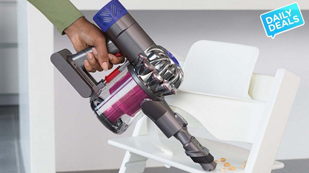 Пылесос без мешка для сбора dyson canister vacuum cleaner dyson