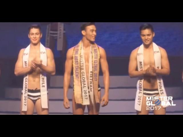 Hành trình của Á Vương Thuận Nguyễn tại Mister Global 2017.