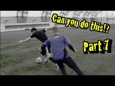 Field Tricks - Soccer Tricks and Skills