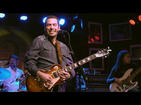 The Albert Castiglia Band 2021 03 20 - Set 1 - Boca Raton, Florida - The Funky Biscuit  4K Multi Cam