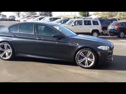 2013 BMW M5 from NewCarsColorado.com