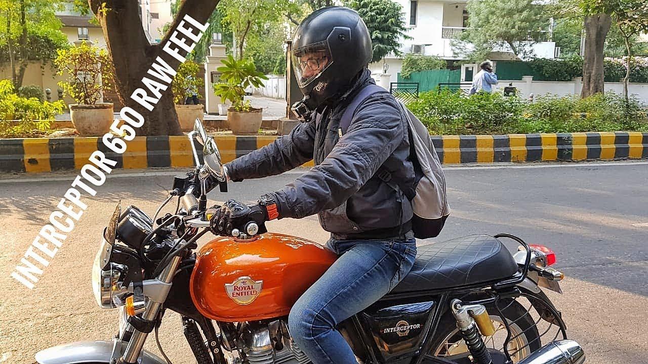 Interceptor 650 First Ride- How KTM Rider Feels!