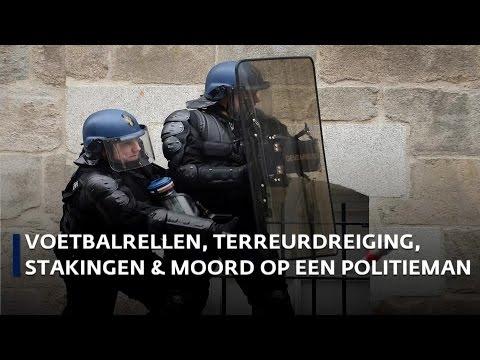 Raakt de Franse politie uitgeput?